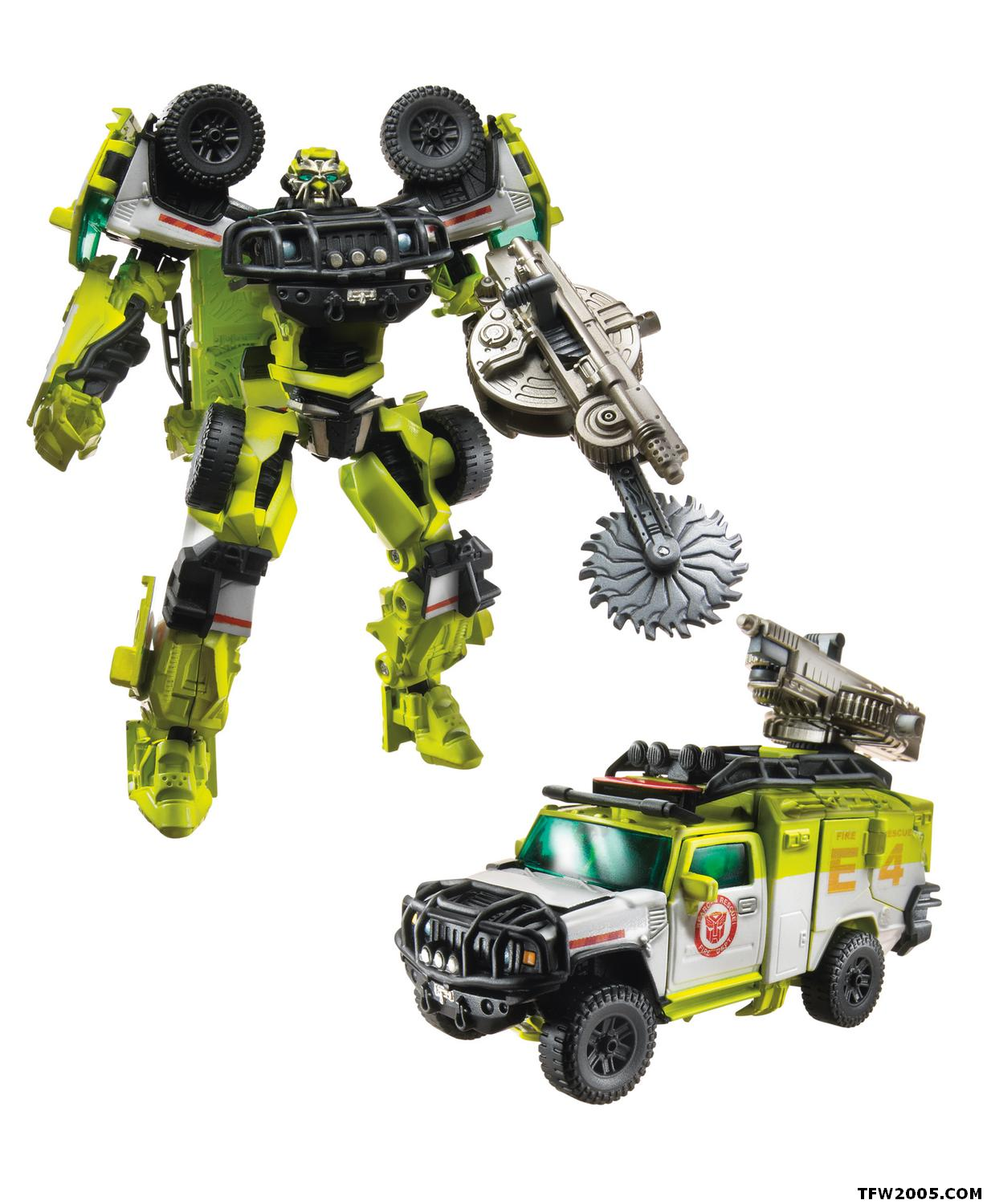 Ratchet (Deluxe) - Transformers Toys - TFW2005