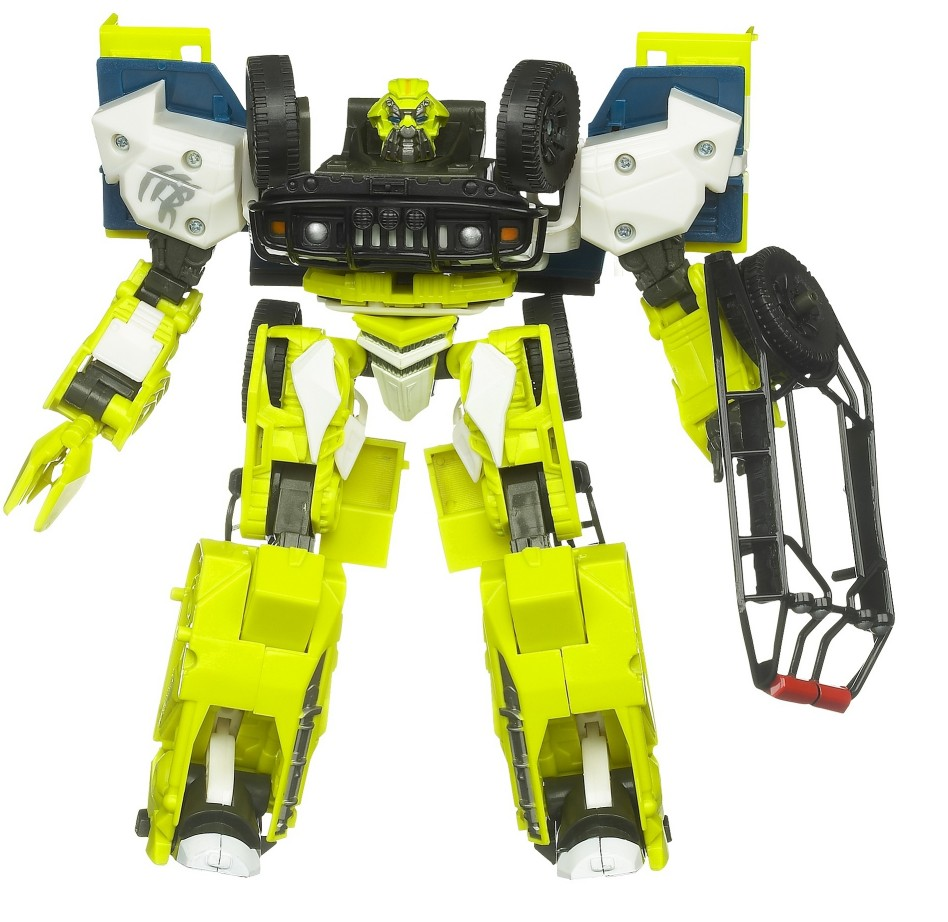 Ratchet (Voyager) - Transformers Toys - TFW2005