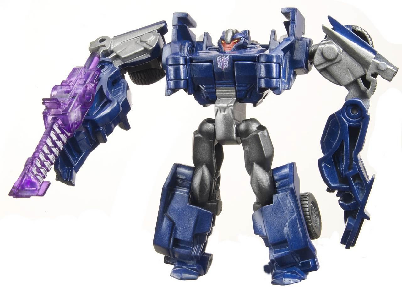 Transformers Prime BREAKDOWN complet Cyberverse