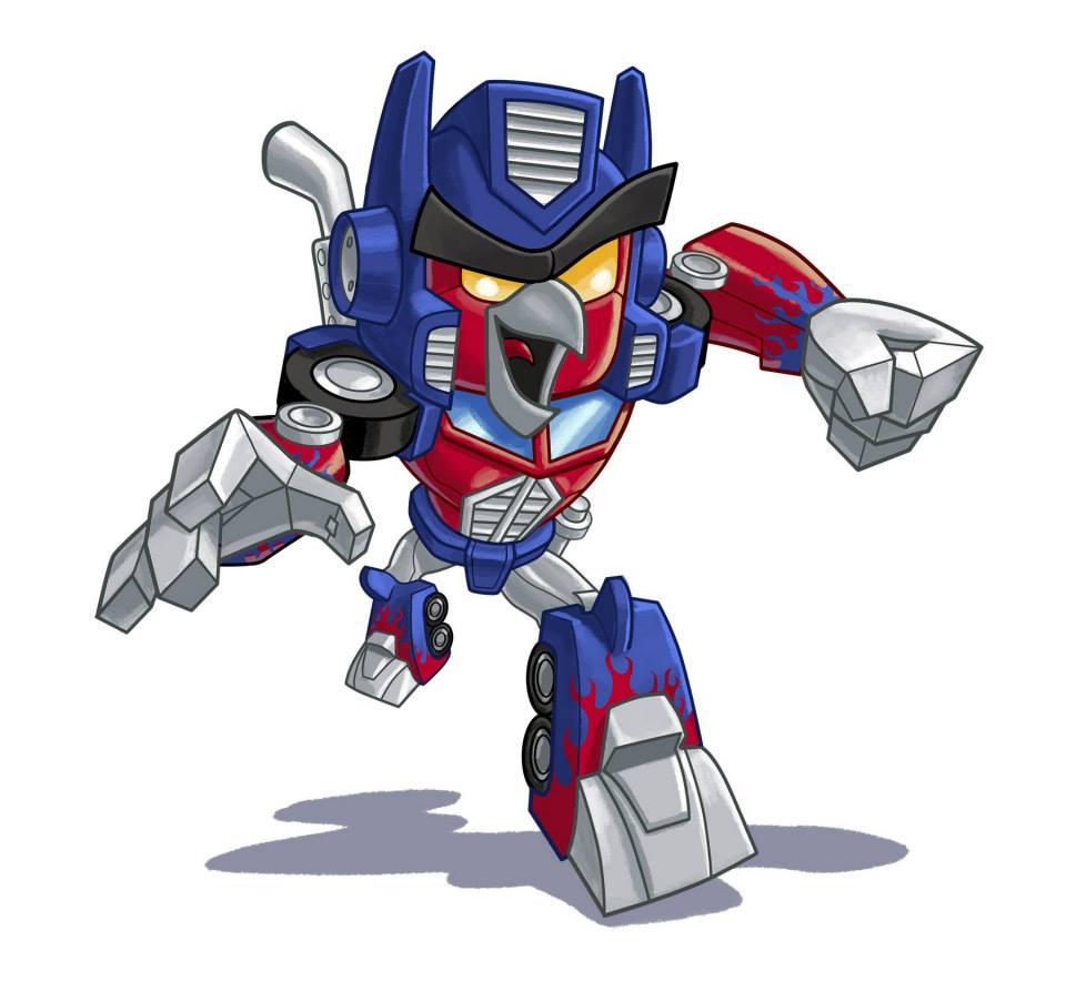 Optimus Prime Transformers Toys Tfw2005