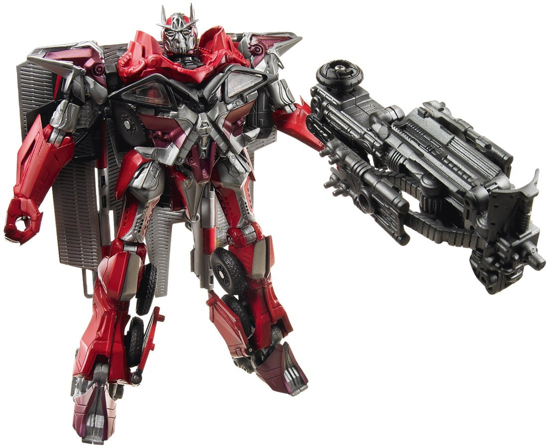 sentinel prime (voyager) - transformers toys - tfw2005
