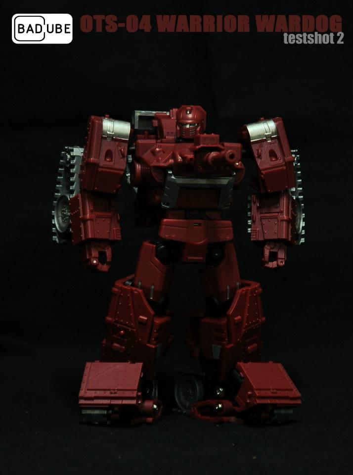 Wardog - Transformers Toys - TFW2005