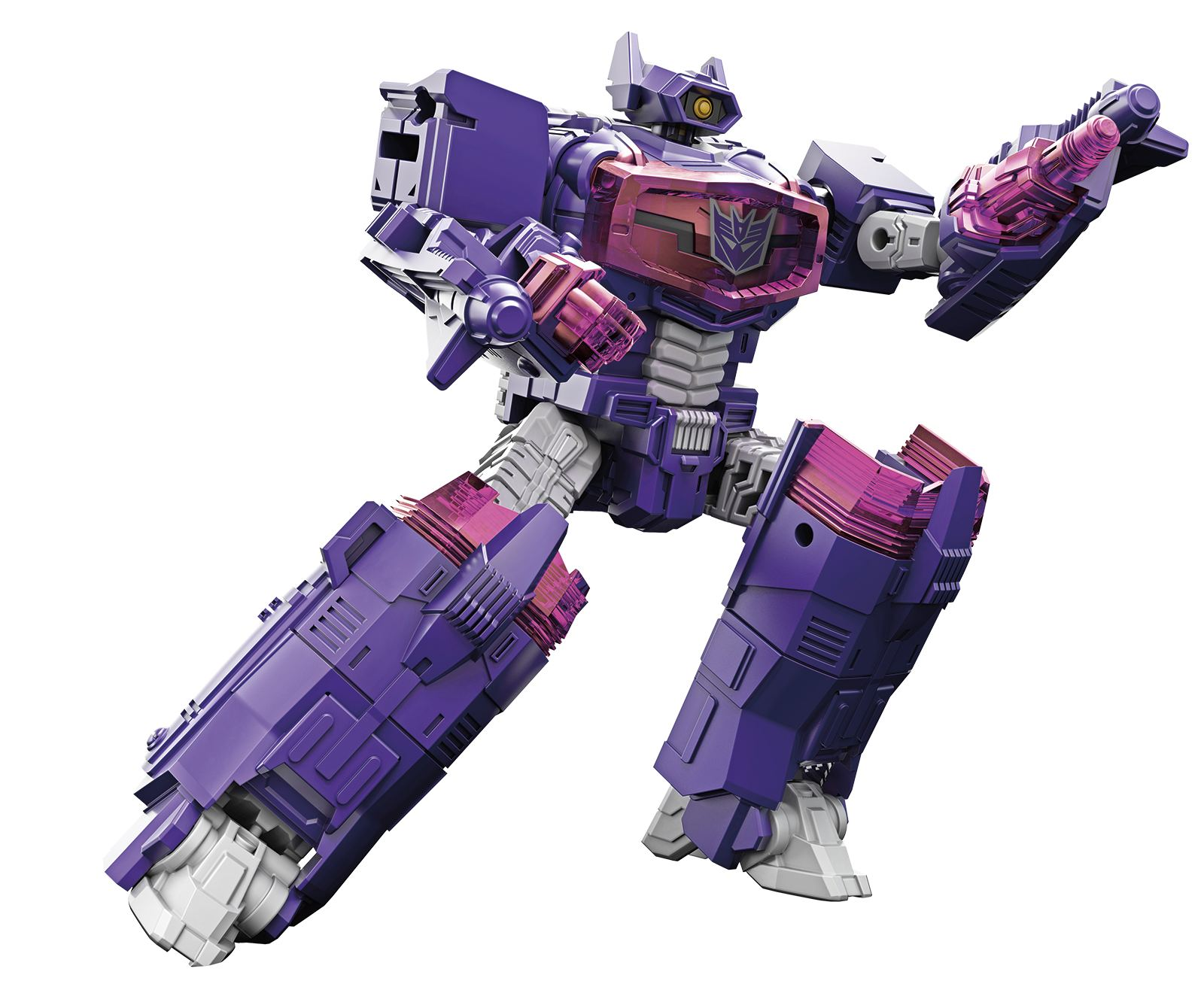 Shockwave Transformers Toys Tfw2005