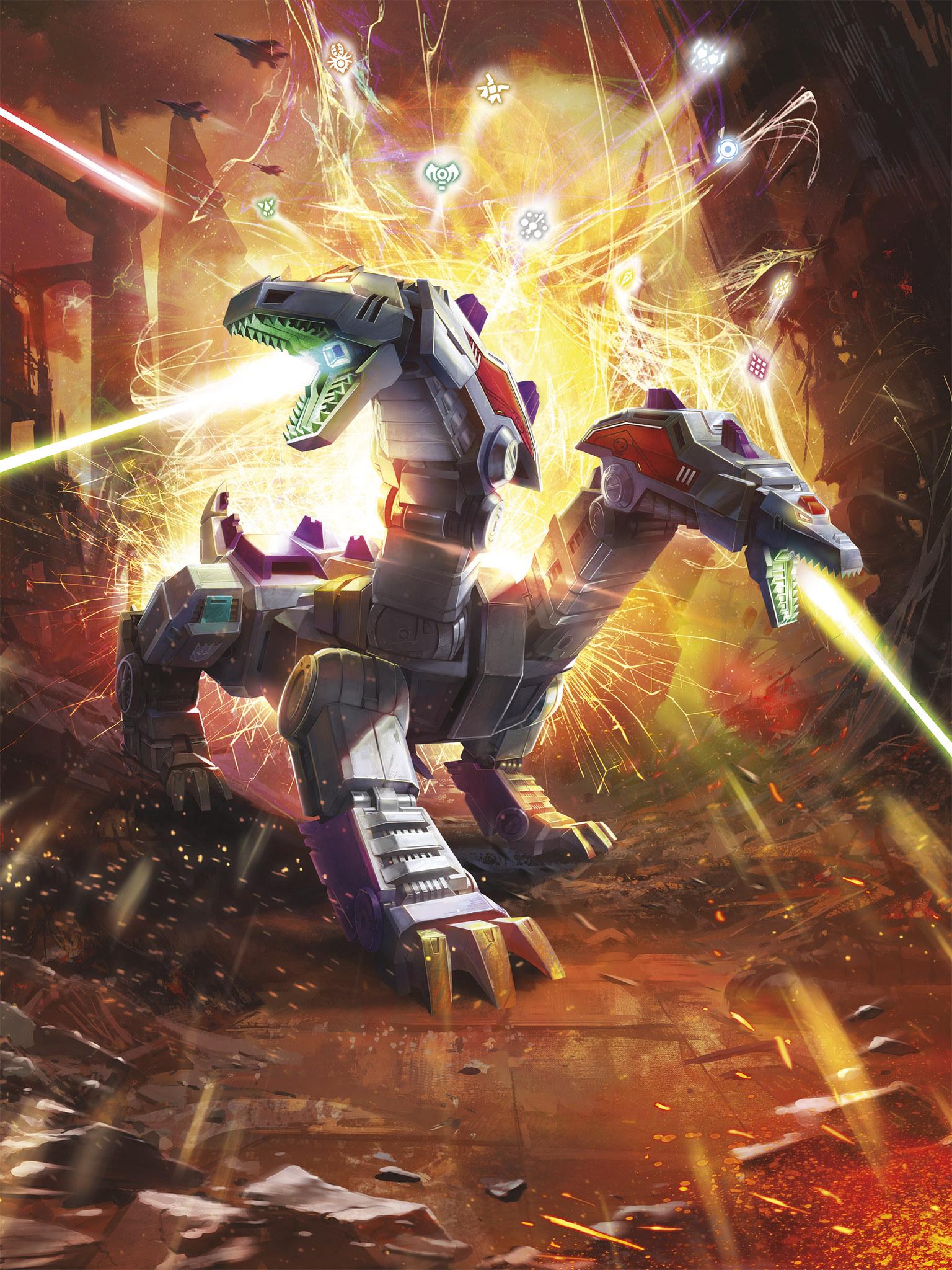 Hun Gurrr Transformers Toys Tfw2005